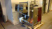Vertikale Schlauchbeutelmaschine VI-40 - Verpackungsmaschine