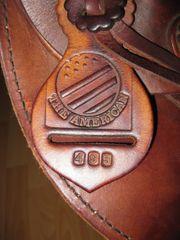 Westernsattel The American - Nr 495 -