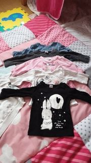 Baby Pullover Set