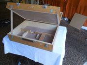 Maler Werkzeugkasten