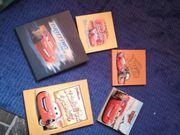 Disney Cars Leinwand Bilder