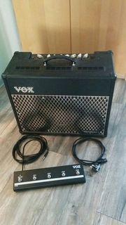 Gitarrenverstärker VOX VT 50 Combo