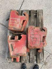 Frontgewichte Original für IHC Traktoren