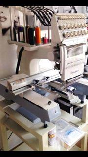 BARUDAN Stickmaschine Industriestickmaschine