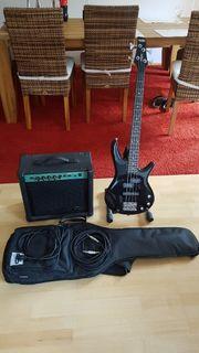 Bass von Ibanez Gio mit