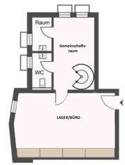 HÖS-Süd - Büro- Arbeitsräume 29 qm