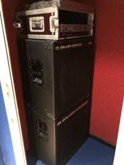 Gallien Krueger Bass Turm Amp