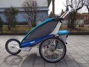 Chariot Thule CX1 Jogger Fahrradanhänger