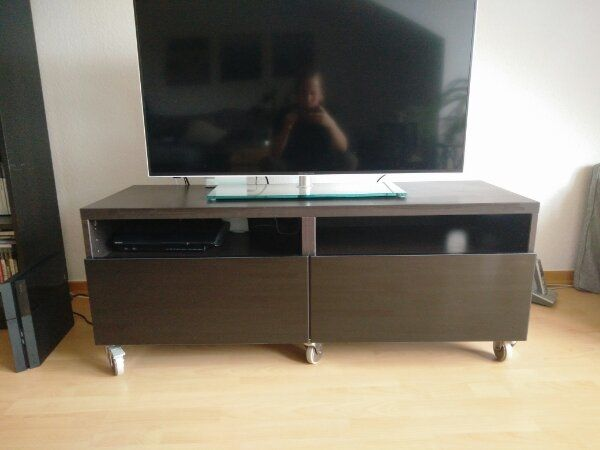 Ikea Besta TV Bank 120x42x48cm