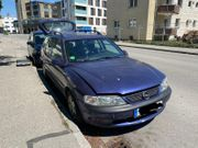 Opel Vectra b Caraven mit