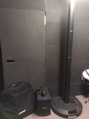 Bose L1 Säulen-PA mit Bassbox