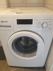 Bauknecht WAK 83 Stand-Waschmaschine-Frontlader weiß