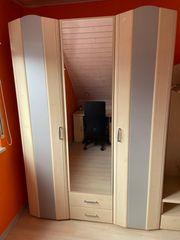 Kombiniertes Schlafzimmer Arbeitszimmer BALTIK Marke