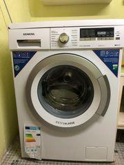 Gut erhaltene Waschmaschine Siemens WM14Q490