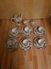 Kaffe Teeservice Jacobean