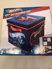 Hot Wheels Sitzhocker und Spielbox
