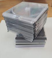 leere CD-Hüllen