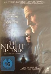 THE NIGHT LISTENER DVD