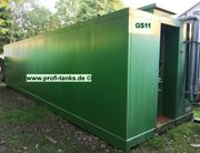 GS11 gebrauchter 40 000L Stahltank