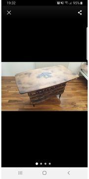 Couch Tisch Einzelstück