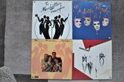 Manhattan Transfer - 4 Schallplatten