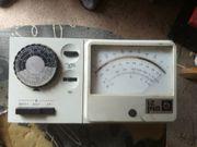 DDR RFT Universal Messgerät UNI