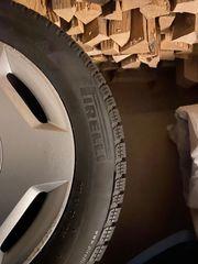 Winterreifen kompl für Ford Fiesta