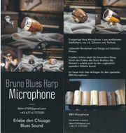 Harp Microphon