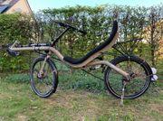 Fahrrad Liegefahrrad Marke Challenge Furai