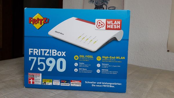 Fritz Box 7590 Router