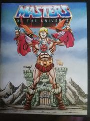 Motu Origin Comic He-Man Orko