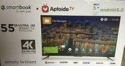 Smartbook 55 Zoll Ultra HD