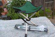 Aluhocker Klapphocker Campingstuhl Camping Wandern