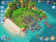 Boom Beach Level 64 Acc