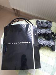 PS-3 80-gb-Festplatte mit mehreren Spielen