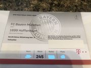 2xTickets FC Bayern 1899 Hoffenheim -