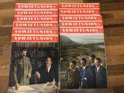 Sowjetunion Zeitschriften Rarität