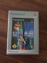 Dead or Alive 2 PS2