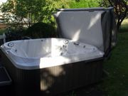 Jacuzzi J 335 Silver Wood
