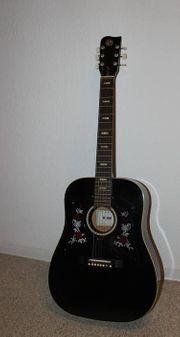 Gitarre abzugeben