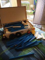 Lego Eisenbahnschienen etwas älter