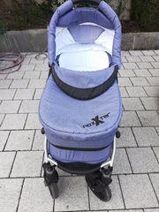 Kombikinderwagen Knorr-Baby Noxxter