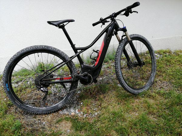 Elektro Moutenbike