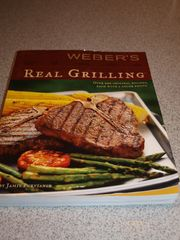 Buch Weber s Real Grilling