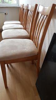 4 Stühle Abholung heute