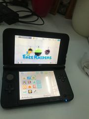 Nintendo 3ds xl inkl Flash