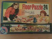 Puzzle komplett Gulliver 130x 23