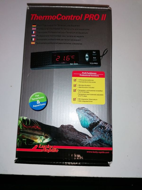 Lucky Reptile Thermo Control PRO