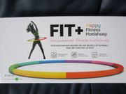 Hula Hoop Reifen - Happy Fitness