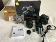 Nikon D500 16-80 mm